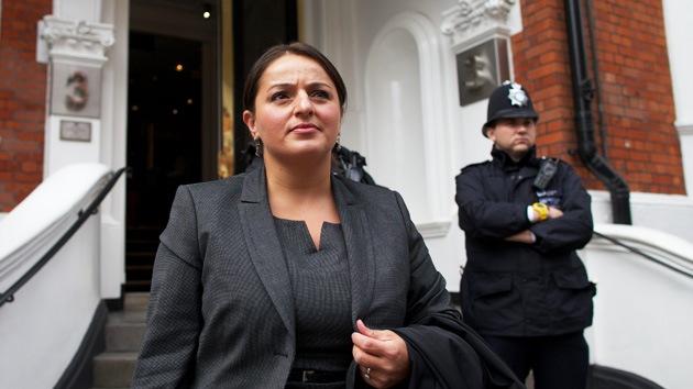"""Alemania """"no ve como un ataque"""" la amenaza británica de ingresar a la Embajada de Ecuador en Londres"""