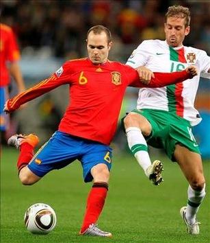 Portugal - España: 0-1
