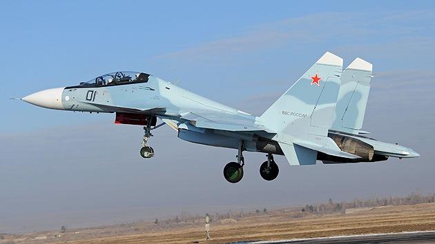 El caza ruso Su-30: La piedra en el zapato de los aviones de combate de EE.UU.
