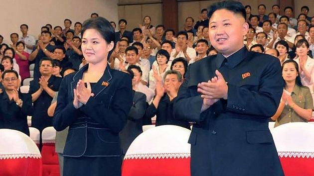 El líder de Corea del Norte está casado