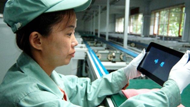 Сorea del Norte 'dispara' con un clon del iPad