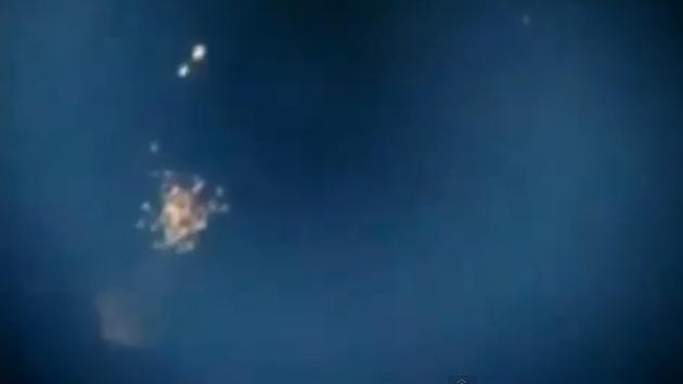 La explosión de un OVNI hace dudar a los expertos