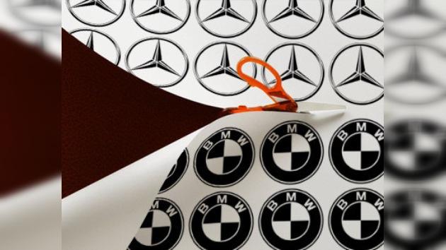 Mercedes-Benz y BMW rechazan cooperar