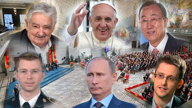 ¿Quién recibirá el Premio Nobel de la Paz 2014?