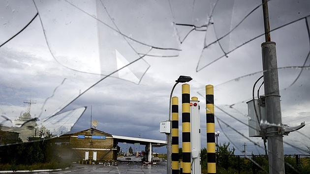 Dos proyectiles lanzados desde Ucrania caen en territorio ruso