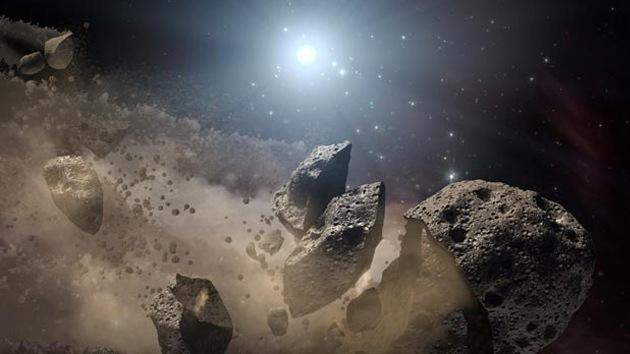 Científicos rusos: La vida llegó a la Tierra gracias a los asteroides