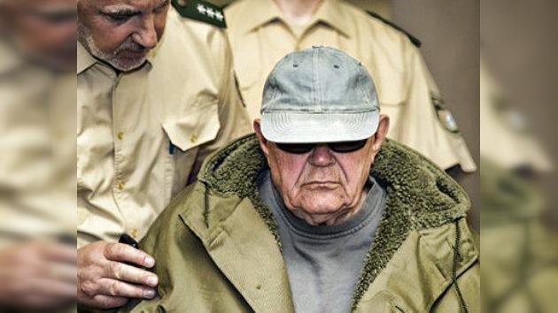 Un colaborador nazi no cumplirá ni un día de los 5 años de cárcel