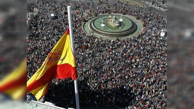 "España protesta contra una reforma laboral ""injusta"" e ""innecesaria"""