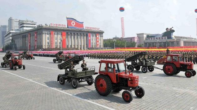 EE.UU. ofrece a China 'repartirse' Corea del Norte