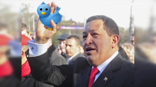 Hugo Chávez es el venezolano más seguido en Twitter