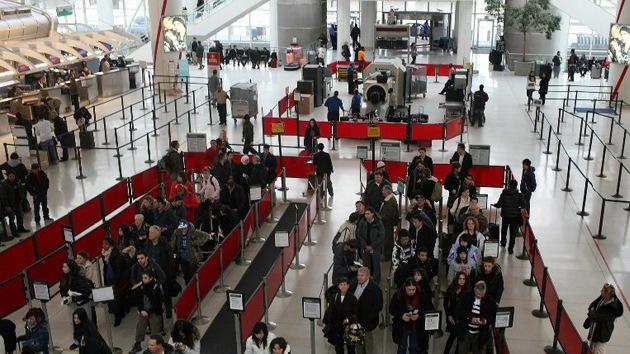 Los grandes aeropuertos de EE.UU. serían los principales focos de epidemias