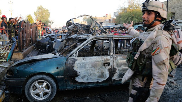 Irak: Más de 30 muertos en una serie de ataques en Bagdad