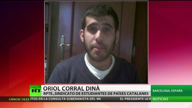 Decisión férrea de Madrid sobre el referendo catalán aumentará exigencias independentistas