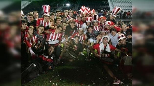 Estudiantes se corona campeón del fútbol argentino