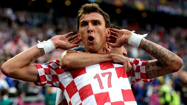 Croacia deja a Italia contra las cuerdas en la Eurocopa