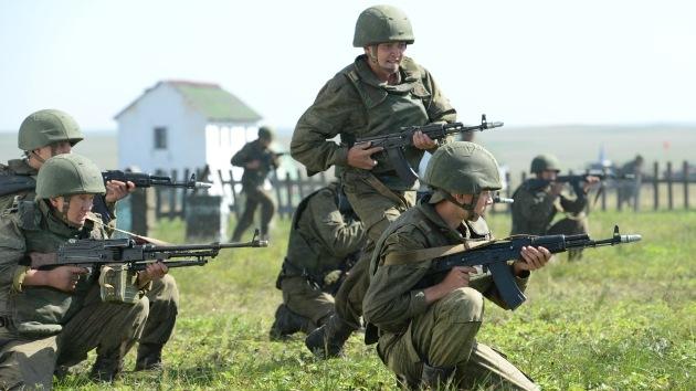 Tropas de Rusia y de EE.UU. realizarán maniobras conjuntas en los Urales