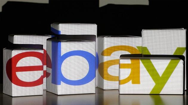 Guerra de ofertas por el gas ruso en eBay: el precio supera los 200.000 dólares