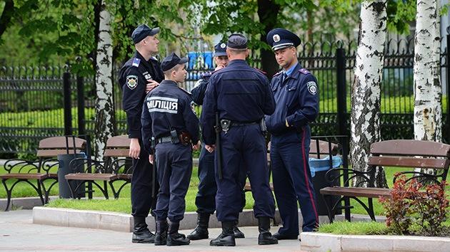 Se produce una explosión en una comisaría militar en Odesa