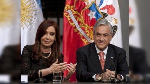 Argentina y Chile profundizan la integración de sus naciones