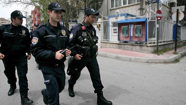 Atentado terrorista frustrado contra la oficina del primer ministro de Turquía