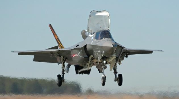 El Pentágono obvió las sanciones sobre el uso de piezas 'made in China' en sus F-35