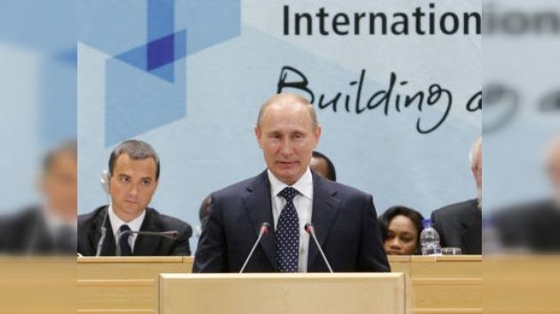 Putin quiere que Rusia se codee con las cinco economías más pujantes del mundo en 10 años