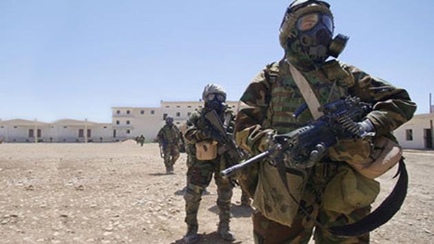 Los rebeldes sirios presuntamente usaron armas químicas contra el Ejército