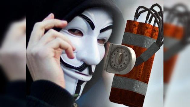 La 'Operación genocidio armenio' está en marcha: Anonymous promete 'bombardear' Turquía