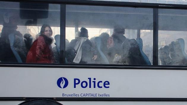 Evacúan a cientos de personas en Bélgica por una bomba de la II Guerra Mundial