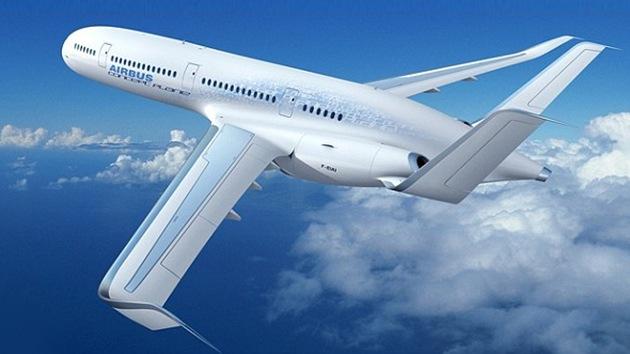 Fotos:¿Cómo serán los aviones con electricidad y biocombustible del futuro?