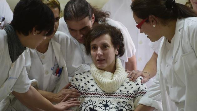 """""""Fue un error tuyo"""": Correo electrónico anónimo amenaza a la enfermera Teresa Romero"""