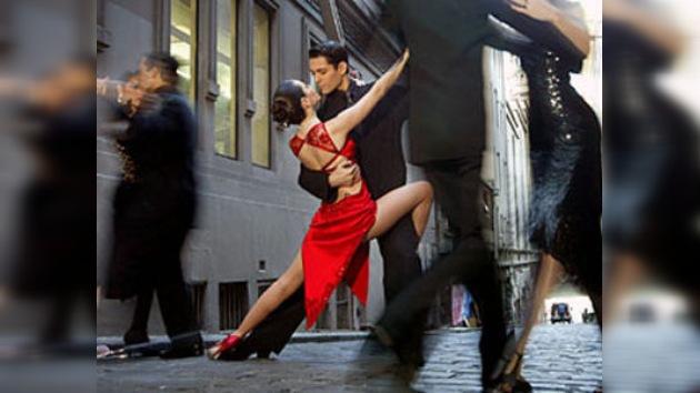 El 'boom' de los bailes latinoamericanos invade a Rusia
