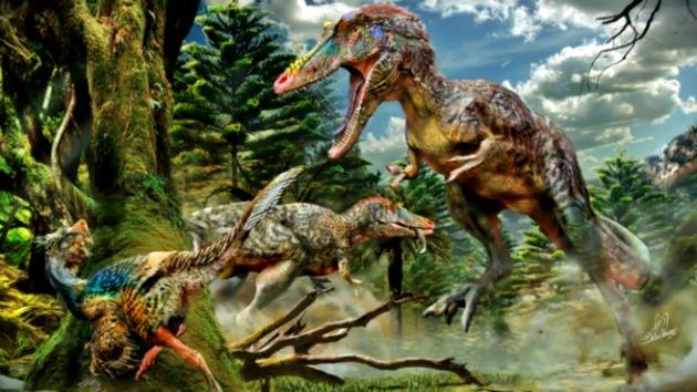 El recién descubierto Pinocho Rex mete la nariz en la familia de los tiranosaurios