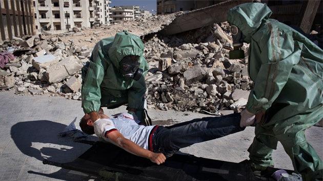 """Rusia: """"La ONU ignoró evidencias sobre tres ataques químicos en Siria en agosto"""""""