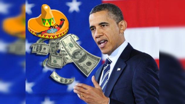 Un supuesto delincuente mexicano financia la campaña de Obama