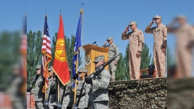 Kirguistán analizará los acuerdos sobre las bases militares de EE. UU.