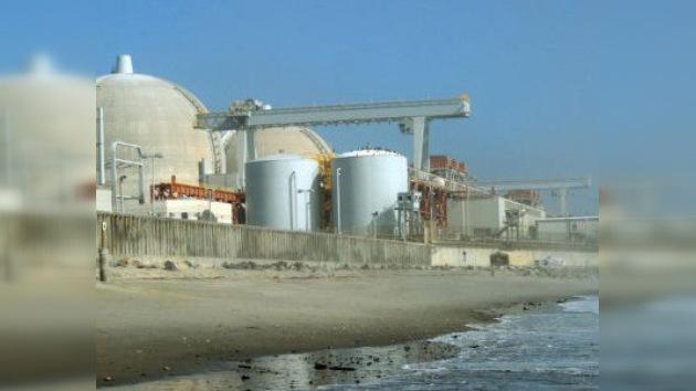 En California cierran parcialmente planta nuclear por posible fuga