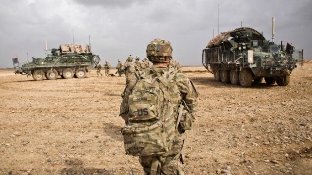Estudio: Una cuarta parte de los soldados de EE.UU. padece enfermedades mentales