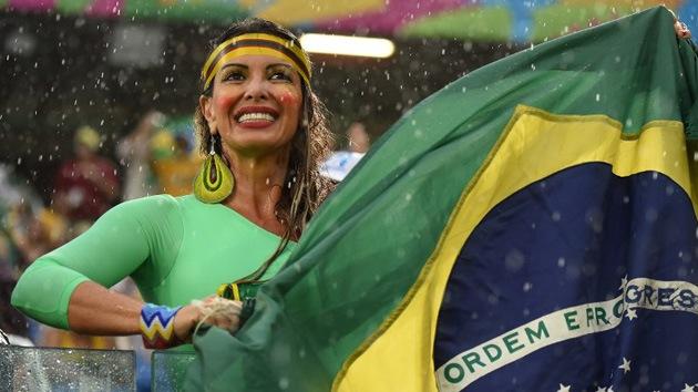Minuto a minuto: Copa Mundial de Brasil 2014, pasión en la cancha y en las calles