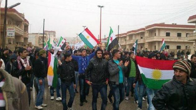 El conflicto en Siria desde el punto de vista kurdo