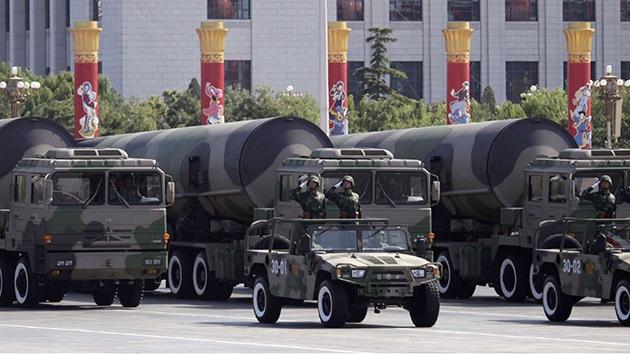China lanza un misil intercontinental de prueba que podría alcanzar EE.UU.