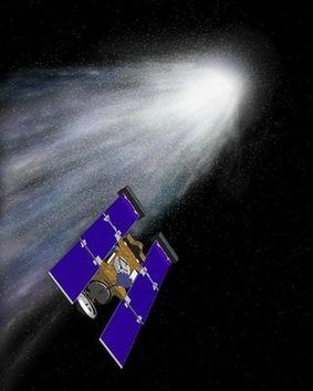 La Stardust-NExT obtiene las imágenes de la superficie del cometa Tempel 1