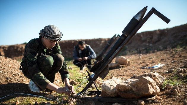 Varios proyectiles disparados desde Siria caen en el Líbano