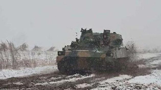 China realiza maniobras militares cerca de la frontera con Corea del Norte