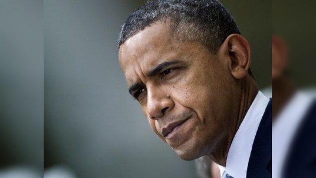 Estudio: el de Obama es el gobierno más impopular de los últimos 15 años en EE. UU.