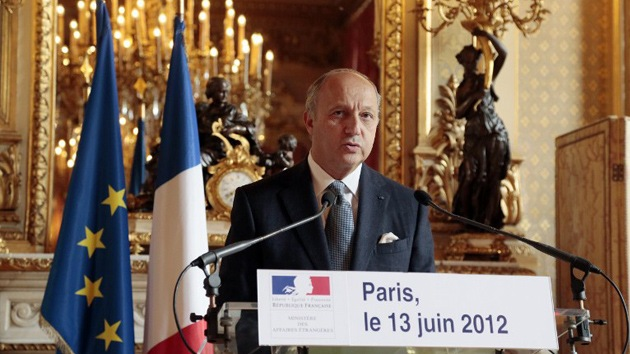 Francia no descarta la implementación de una zona de exclusión aérea en Siria