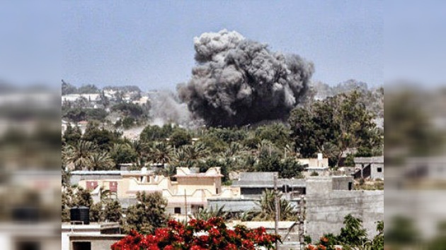 La OTAN podría haber matado 15 civiles en Libia, según la prensa local
