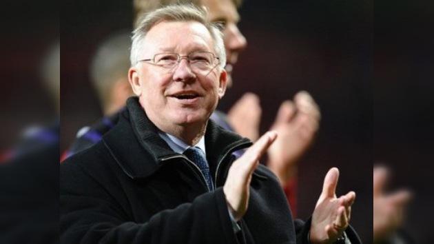 Alex Ferguson, el mejor entrenador del siglo XXI, según la IFFHS