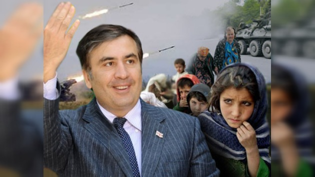 La agresión contra Osetia del Sur y sus víctimas
