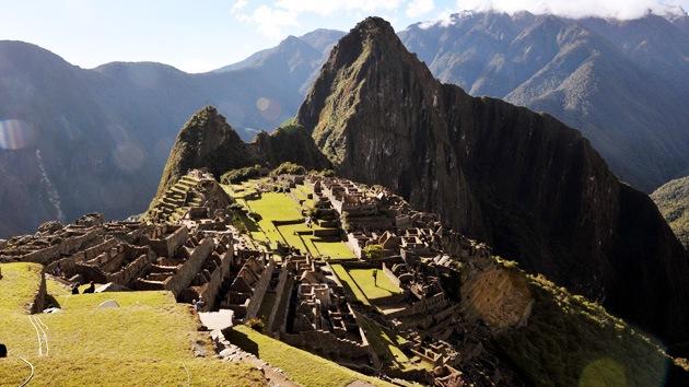 Machu Picchu: hallan nuevo camino antiguo hacia la famosa ciudad inca